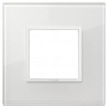 ΠΛΑΙΣΙΟ 2 ΘΕΣΕΩΝ TOTALE WHITE DIAMOND 21642.87 EIKON ΕVO VIMAR