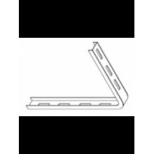 ΓΩΝΙΑ ΣΤΗΡΙΞΗΣ ΚΑΝΑΛΙΟΥ 400x150mm ΕΛΑΦΡΟΥ ΤΥΠΟΥ ΜΕΤΑΛΛΟΔΟΜΗ