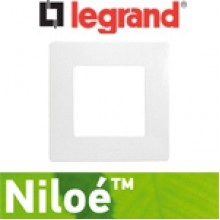 ΠΛΑΙΣΙΟ 1 ΘΕΣΗΣ ΛΕΥΚΟ NILOE LEGRAND